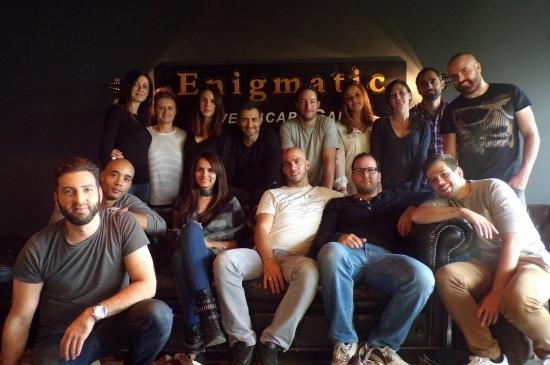 Heureux d'avoir reçu les équipes de MeilleurTaux.com pour une découverte de l'Escape Game chez EnigmaticParis. A très vite pour de nouvelles énigmes!