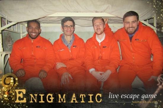 RECORD FEVRIER 2020 - CELLULE 23 : Les gardiens les cherchent toujours dans l'enceinte de la prison mais heureusement les détenus se sont échappés en 45 minutes et 54 secondes sans indice car sinon ils ne seraient probablement pas ressortis vivants.