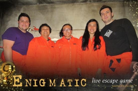 -- RECORD MAI -- LA CELLULE 23 : 48 minutes 37  / 1 indice Bravo à ces prisonniers qui ont réussi brillamment à distraire les gardiens pour pouvoir s'enfuir de Pellican Bay !